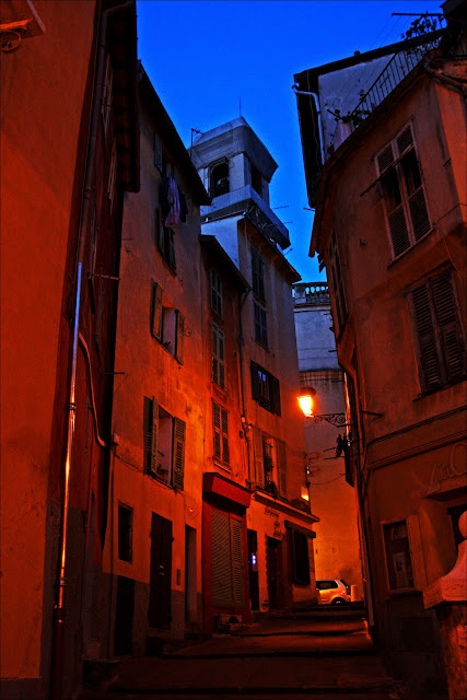 old town nice france