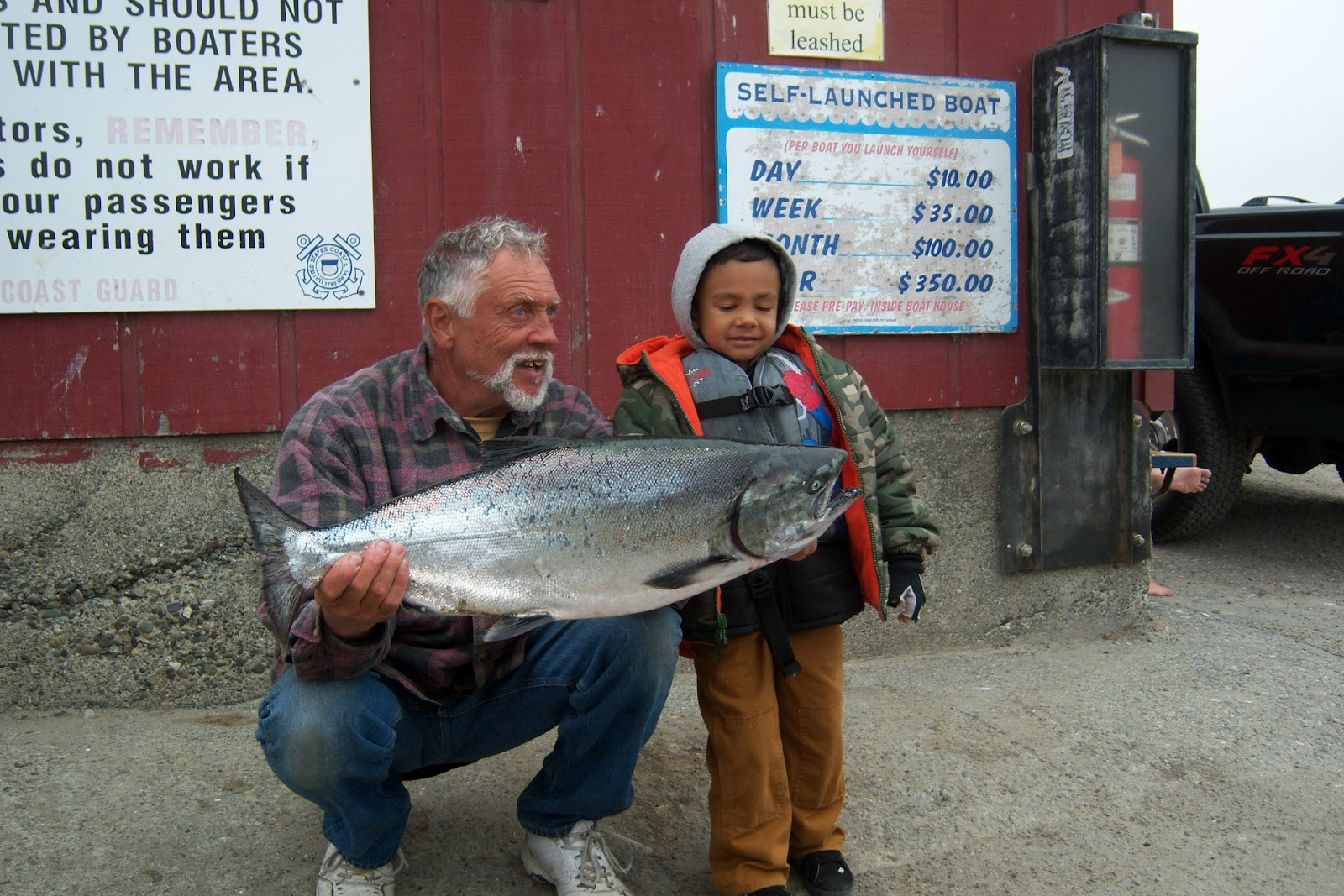 Lawsons Landing Fishing Report  July 2012