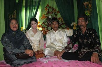 Pernikahan anak sulung sutrisno