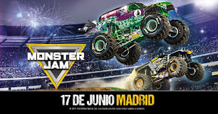 MONSTER JAM WORLD TOUR 2017