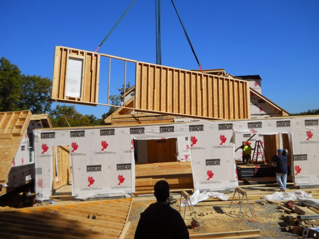 panelized garage MODULAR HOME BUILDER Cardinal Homes