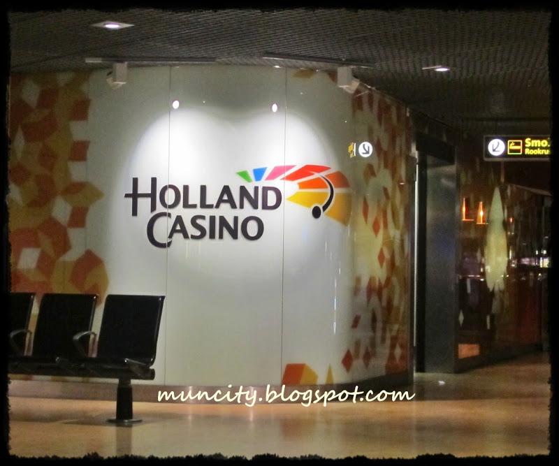 Lalalaland...: Schiphol Airport - Holland Casino