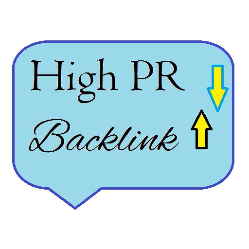 How to get High PR Backlink 2015