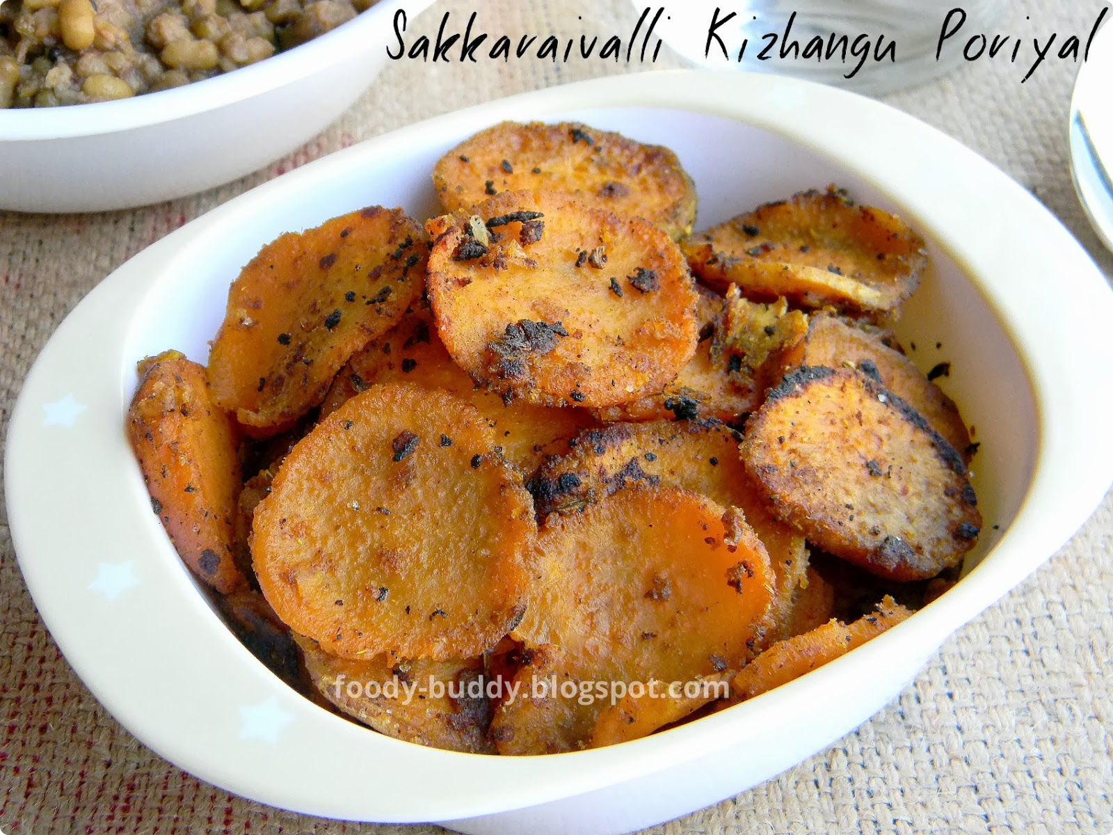 Foody Buddy Sweet Potato Fry Recipe Sakkarivalli