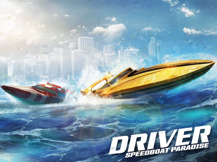 Driver Speedboat Paradise Free App Game By Ubisoft