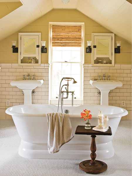 Key Interiors by Shinay: Cottage Style Bathroom Design Ideas