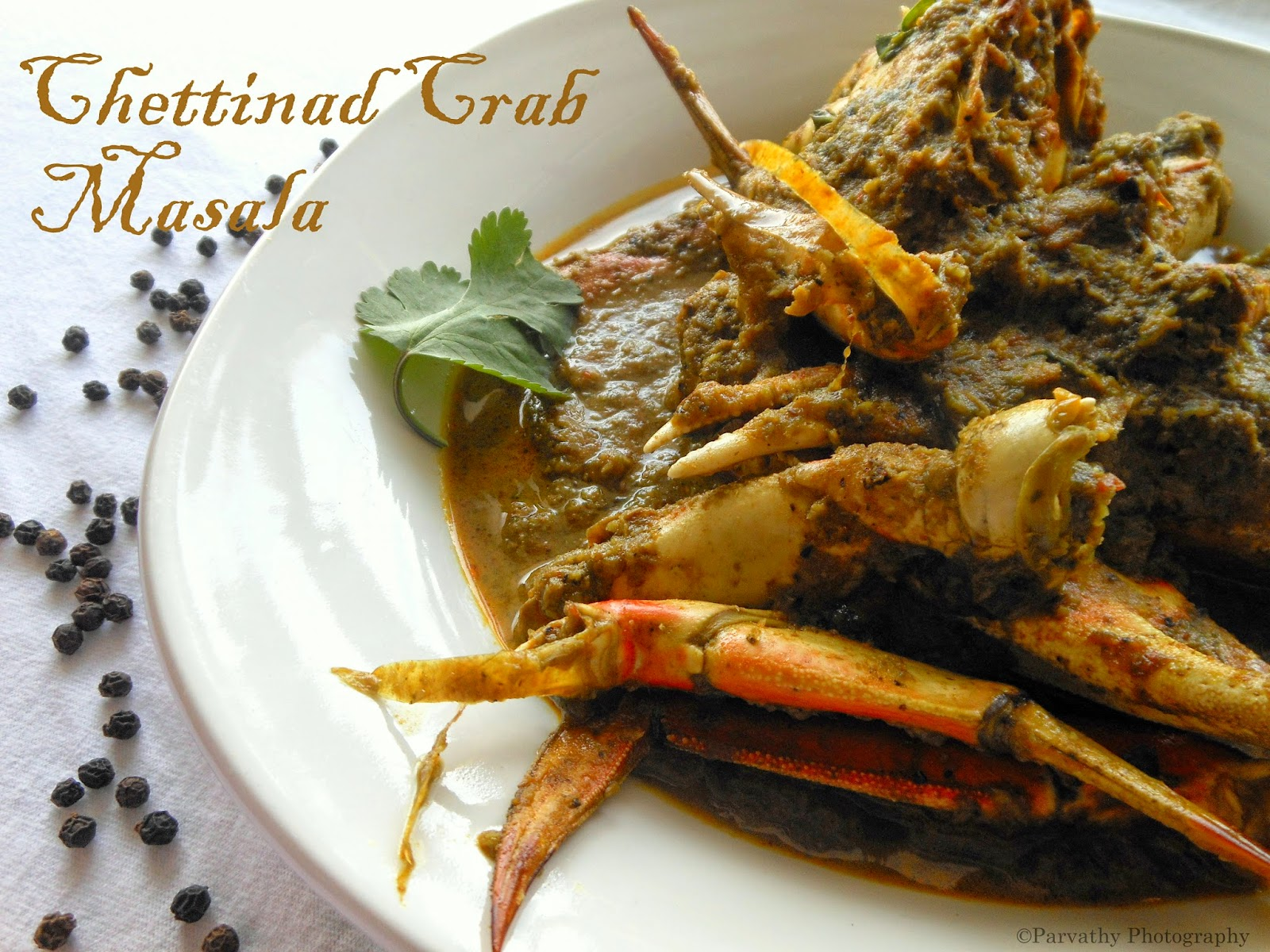 Parus kitchen chettinad crab masala nandu chettinad curry step i looked at the internet for how to clean crab and asked recipe from amma this is a perfect chettinad masala with all the spiciness forumfinder Image collections