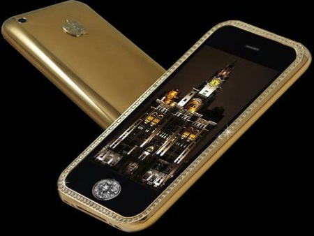 Goldstriker iPhone 3GS Supreme : $3.2 million