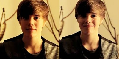 Budak Perempuan Wajah Seiras Justin Bieber !