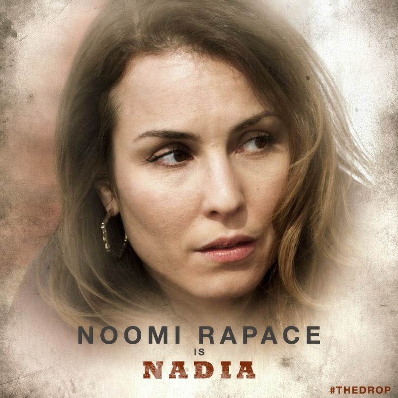 the drop noomi rapace is nadia
