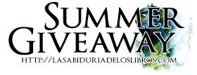http://www.lasabiduriadeloslibros.com/2014/07/summer-giveaway-5-libros-y-2-ganadores.html?m=1