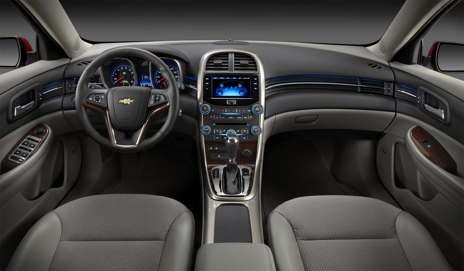 Sport Cars Chevrolet Malibu Eco Hd Wallpapers 2013