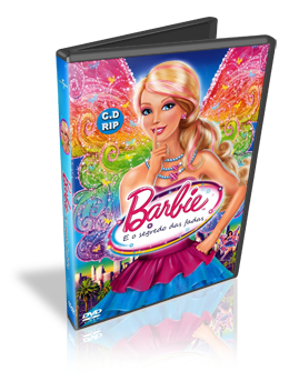 Download Barbie e o Segredo das Fadas Dublado DVDRip 2011 (AVI + RMVB Dublado)