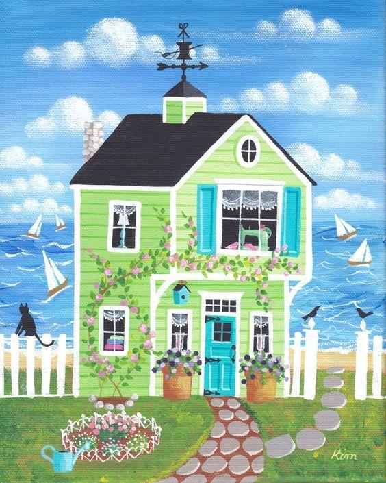 A Plumtree house