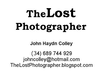 The Lost Photographer
