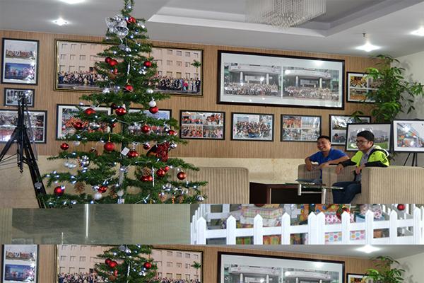 FPT Đà Nẵng Chào Đón Giáng Sinh 2015 3
