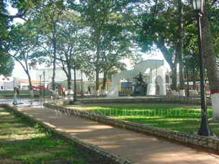 Plaza Sucre del Municipio Independencia
