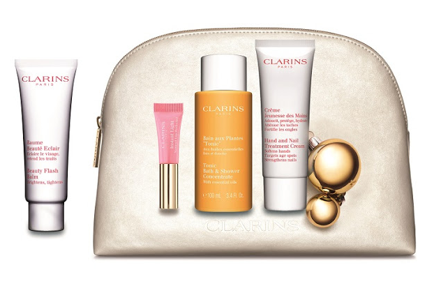 Clarins Beauty Booster Gift Set