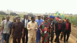 Governor Obiano Flags Off Delfam Songhai Farming Project In Anambra State (Photos)