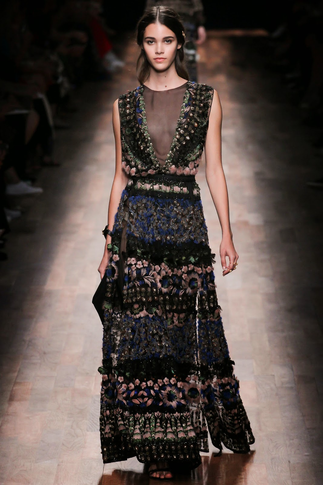 valentino 2015 summer 2016 trend women dress76 Valentino 2015 samling, våren sommaren 2016 Valentino klänning modeller, Valentino kväll klänning nya säsongen kvinnors kjolar modeller
