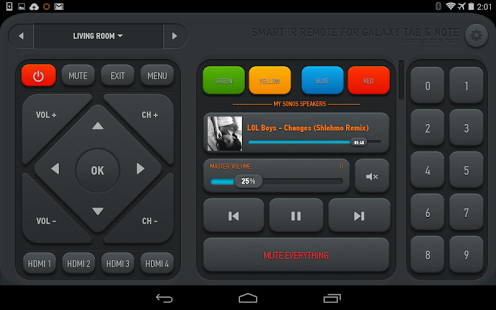 Smart IR Remote - AnyMote Android APK