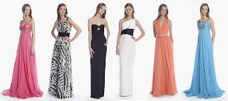 Modelos de Vestidos para Festas 2013