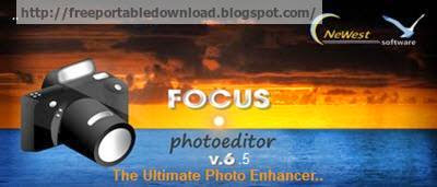 Focus Photoeditor is a powerful image editor to correct all kind of digital photos without loosing any quality