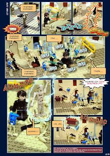 Brickómic 2: Qué será, será... (página 1 de 3)