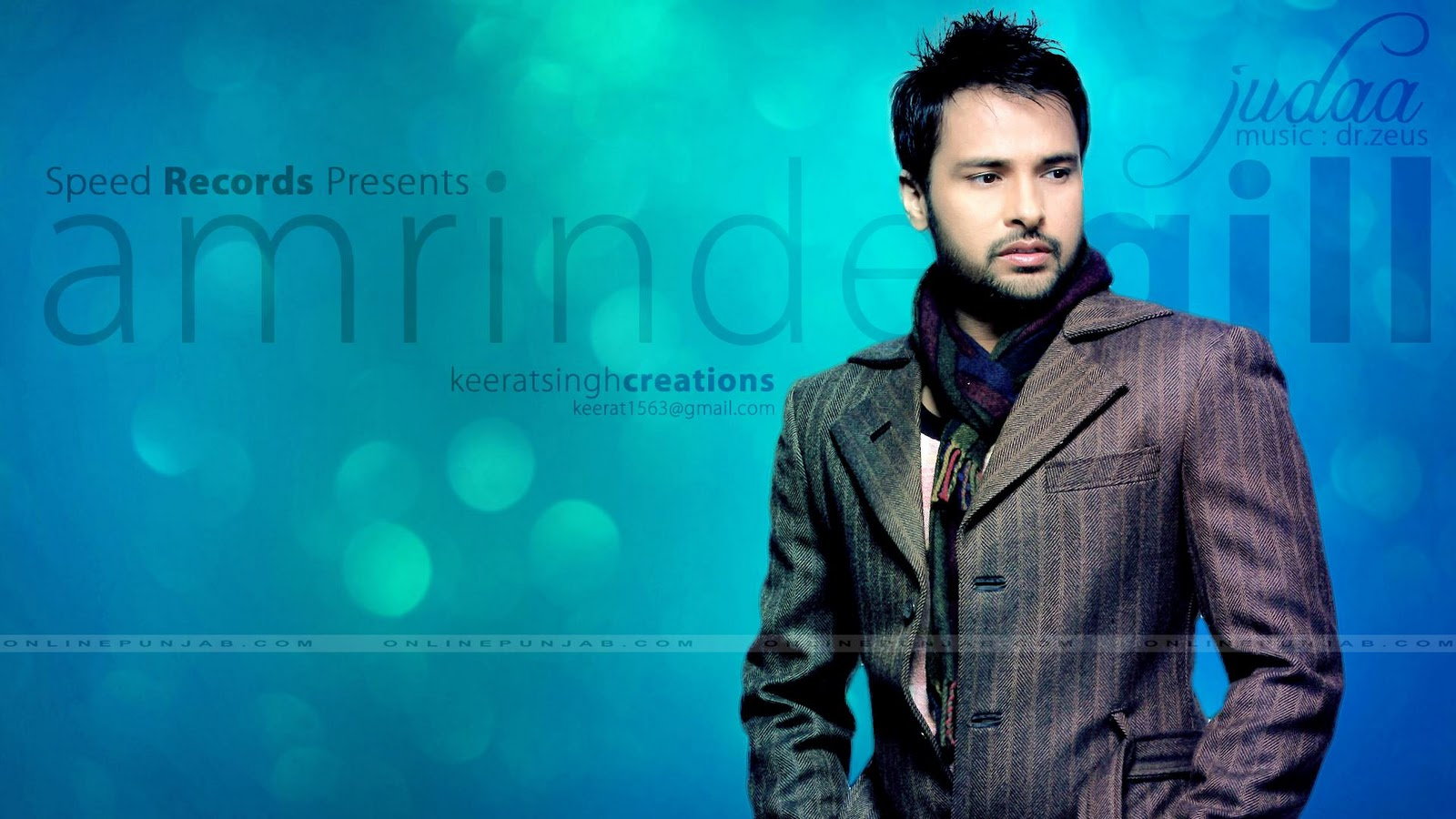 Amrinder Gill Marriage Photos With His Wife Latest Hd Pictures