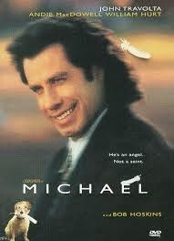 Adorei assistir nesse lindo domingo: Michael, um Anjo Sedutor
