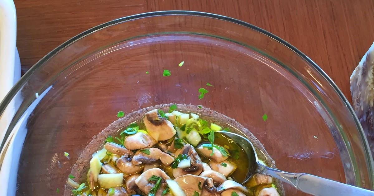 Cocinar sin sal champi ones en vinagre sin sal - Cocinar sin sal ...