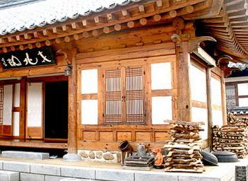 Jeonju hanok village hanok stay