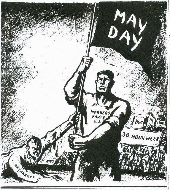 may day messages
