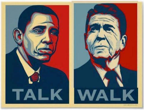 Talk the Talk and Walk the Walk