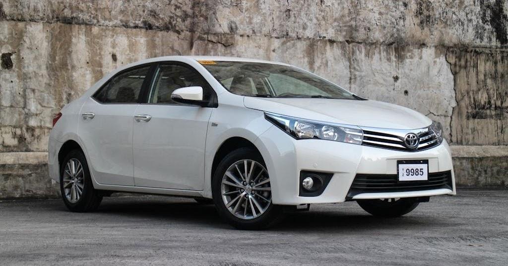 review 2014 toyota corolla altis 1 6 v carguide ph philippine car news car reviews car. Black Bedroom Furniture Sets. Home Design Ideas