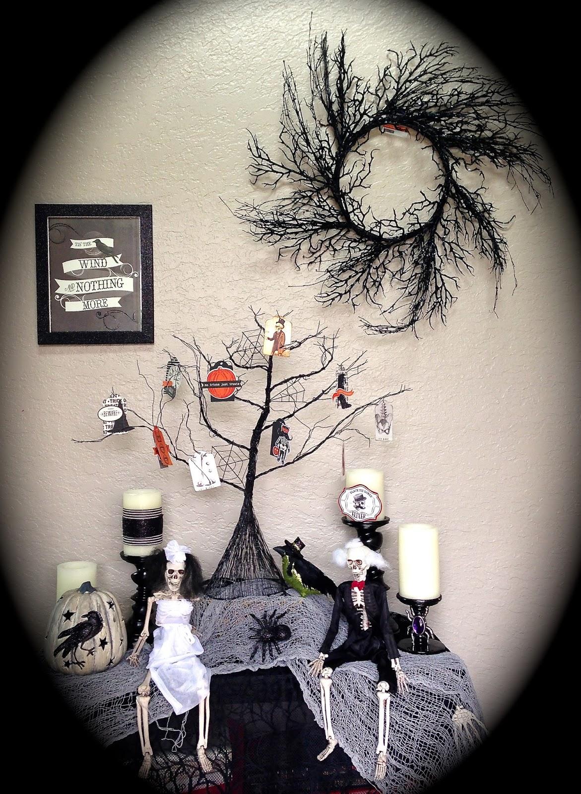 Fotobella decorating with my minds eye something wicked for Decor my eyes