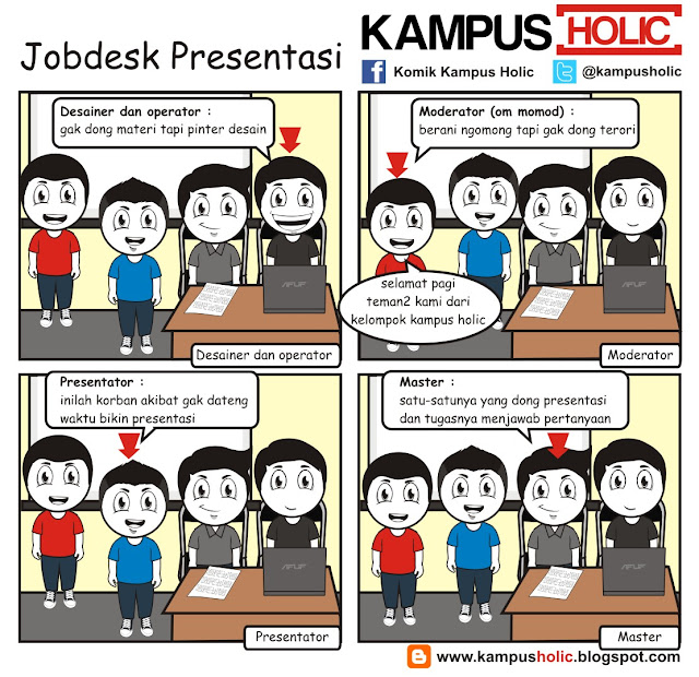#065 Jobdesk Presentasi mahasiswa