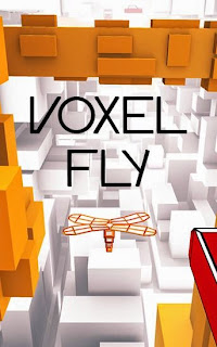 Screenshots of the Voxel fly for Android tablet, phone.