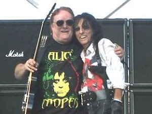 Interview with Alice Cooper guitarist Dick Wagner
