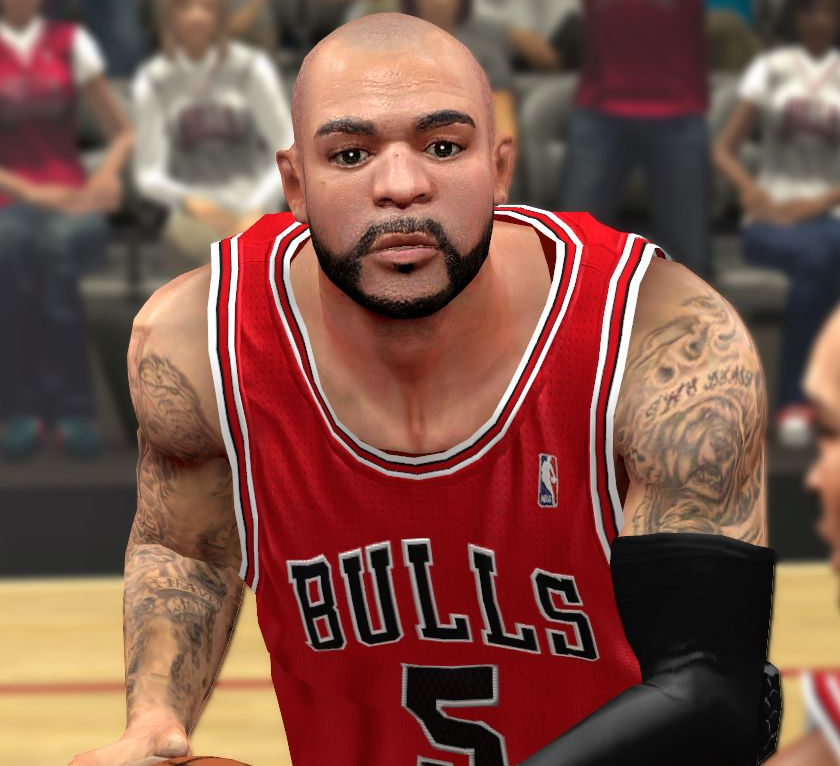 NBA 2K14 PC to Next-Gen Face Mod