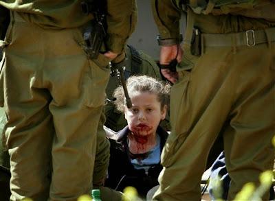 O terrorismo israelense e as crianças palestinas