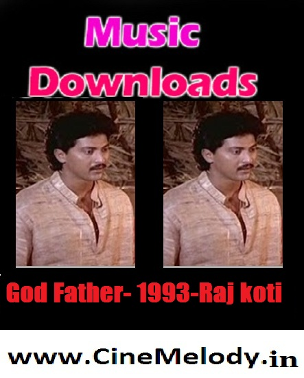godfather Telugu Mp3 Songs Free Download -1993