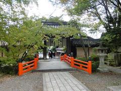 今宮神社神橋