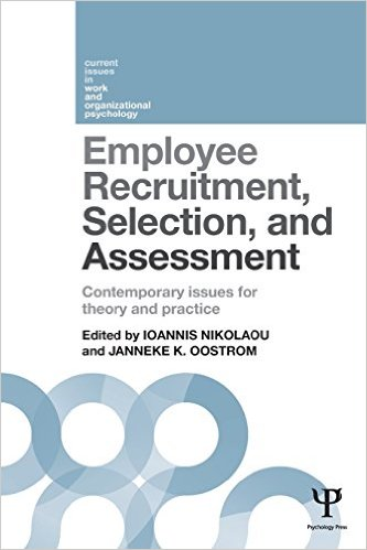 theories of recruitment and selection