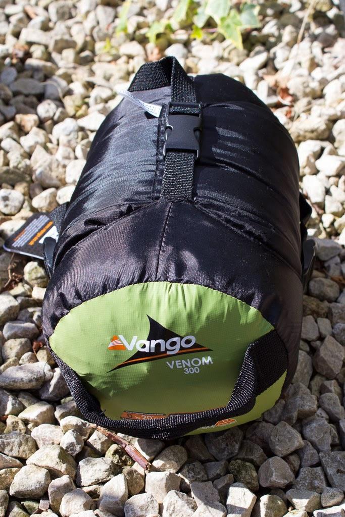 60db98f6927 Gear Review  Vango Venom 300 Sleeping Bag