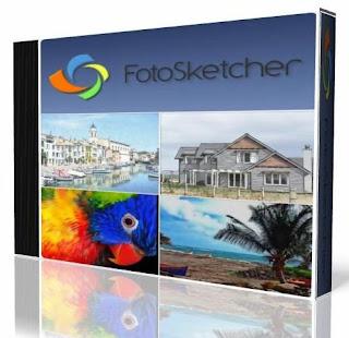 تحميل برنامج Fotosketcher لتحويل الصور كرتون Download Fotosketcher free