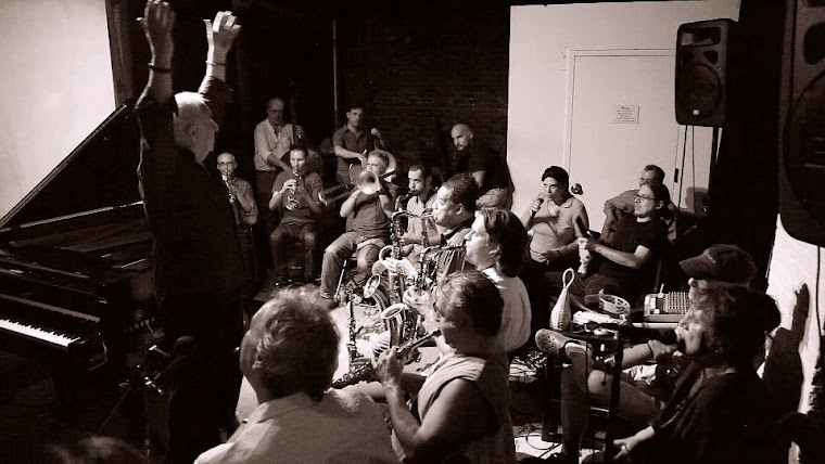 KARL BERGER&#39;S IMPROVISERS ORCHESTRA, September 2011