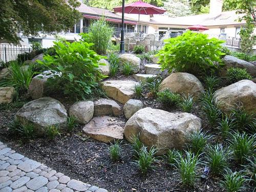 Landscape Ideas By Nicocado Boulder Landscape Design