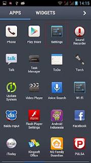 pengunci layar di android