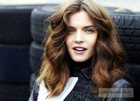 corte de pelo vintage mujer